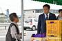 포천시의회, 지역 경제 활력 위한 포도 판매농가 격려
